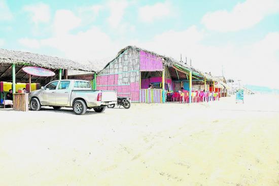 El turismo sin despegue en la zona rural de Manta