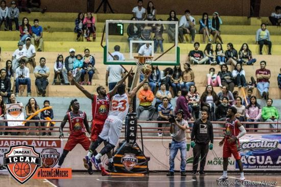 HR e Iccan se igualan en la serie final de baloncesto