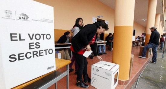 CNE realiza simulacro de votaciones para comicios de febrero
