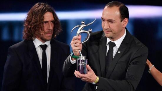 El Atlético Nacional colombiano recibe el Premio al Juego Limpio