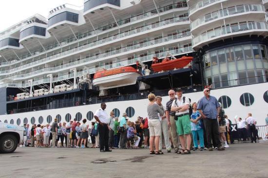 Siete cruceros arribarán a Manta este mes