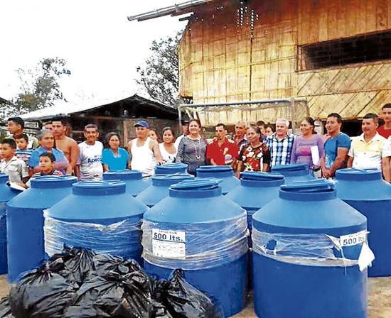 Construirán tres plantas de agua potable