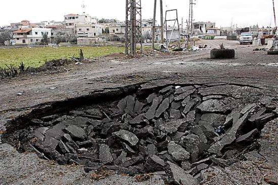 Reanudan combates en las cercanías de Damasco