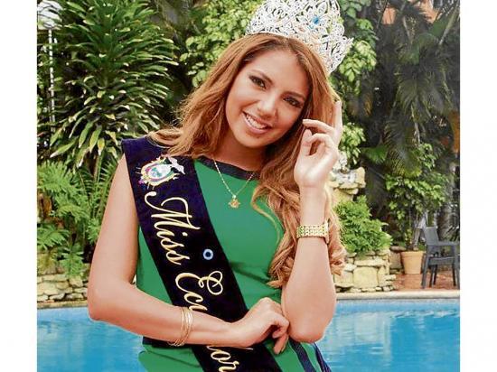 Connie parte hoy a Filipinas tras la corona del Miss Universo