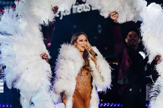 Mariah Carey se despide de las redes sociales