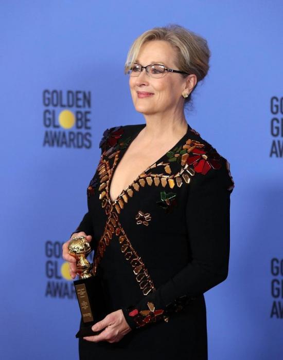 Trump ataca a Meryl Streep por críticas y la tilda de actriz 'sobrevalorada'
