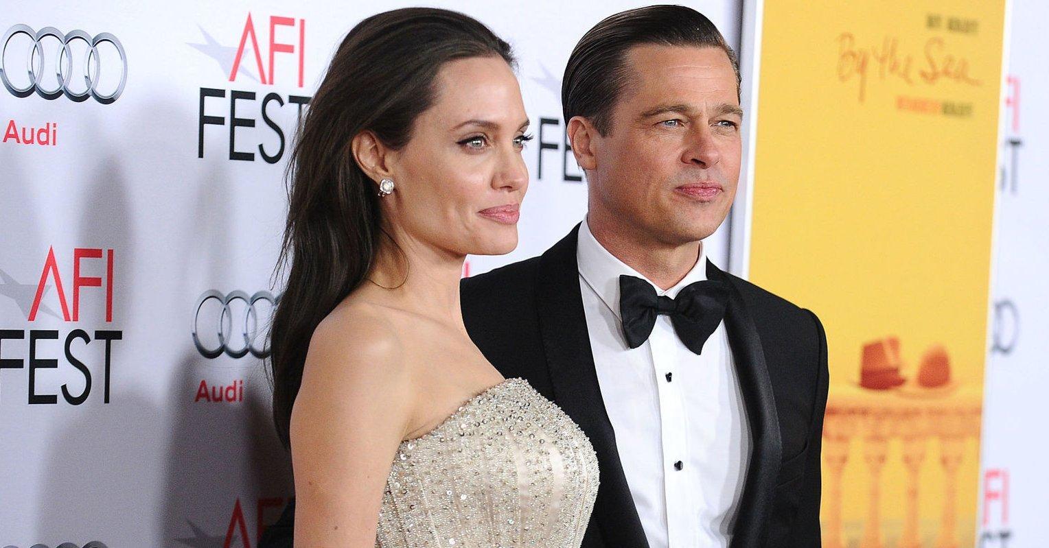 Brad Pitt y Angelina Jolie firman un primer acuerdo para proteger a sus hijos