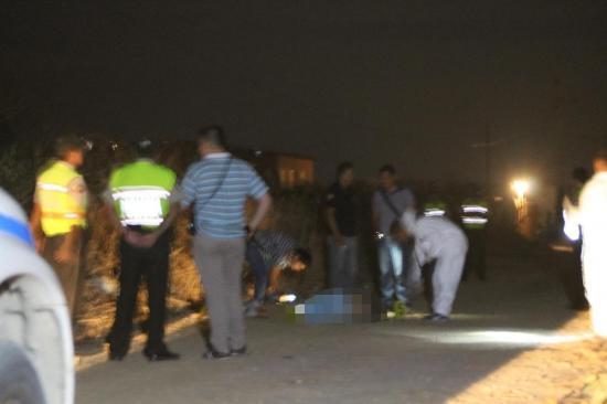Hallan cadáver de un hombre en una zona despoblada de Manta