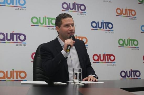 Alcalde de Quito denunciará ante la OEA una presunta 'persecución política'