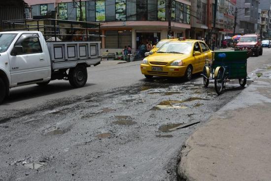 15 calles deberán asfaltarse en 2017