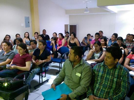 55 médicos rurales se unen al distrito de Salud Chone-Flavio Alfaro