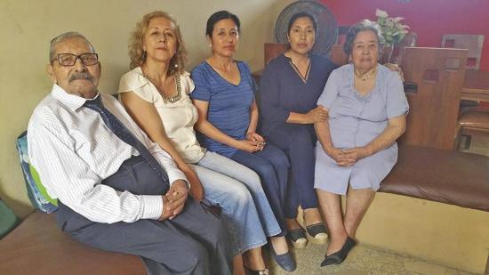 Rodolfo celebra 101 años de vida