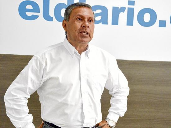 Nilton Díaz: Fiscalizar la reconstrucción