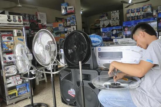 El calor genera venta de equipos de frío
