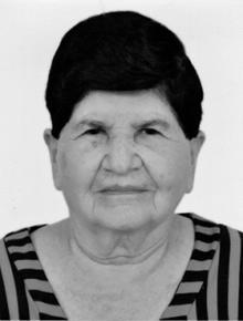 Sepelio Ela Consuelo Díaz Andrade Viuda De Castro