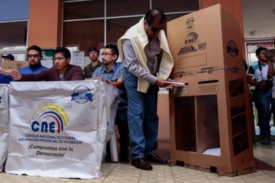 Escuela Politécnica Nacional hará recuento rápido de votos en comicios