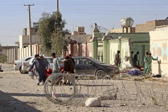 Al menos 24 muertos y 70 heridos en un doble atentado en Afganistán