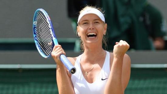 Maria Sharapova volverá a las pistas el 26 de abril, tras escándalo de dopaje