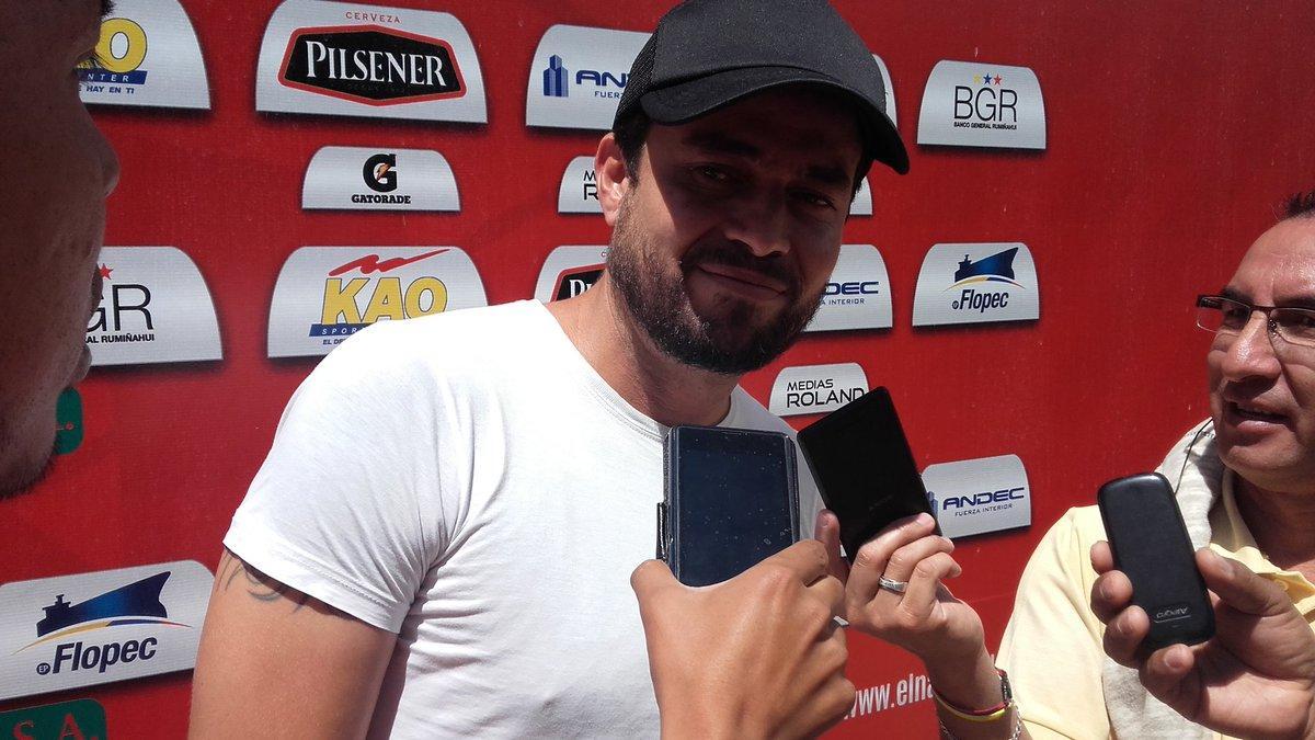 Jaime Iván Kaviedes quiere volver al fútbol profesional