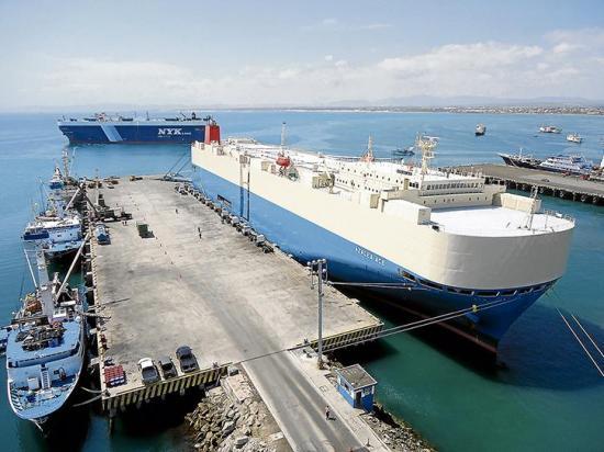 Agunsa administrará el puerto internacional de Manta desde marzo