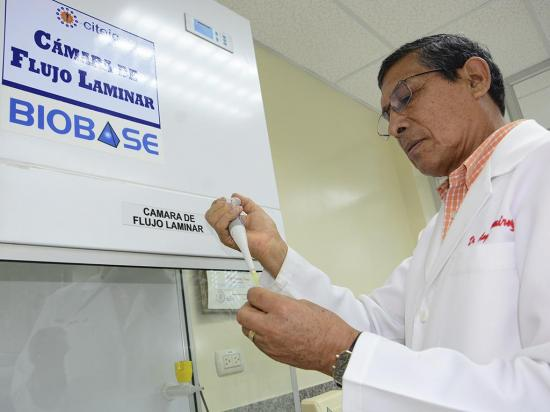 Crean molécula para combatir patologías