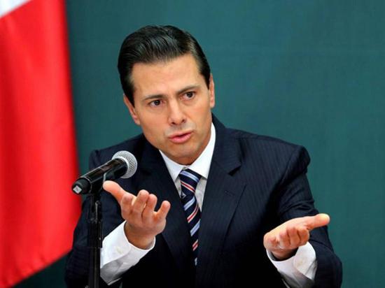 Demandan por corrupción a Peña Nieto