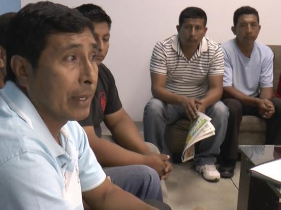 Dirigentes anuncian movilización pacífica por transporte en zona rural