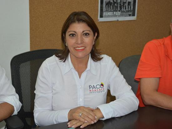 Wilma Andrade destaca que se debe fiscalizar la corrupción