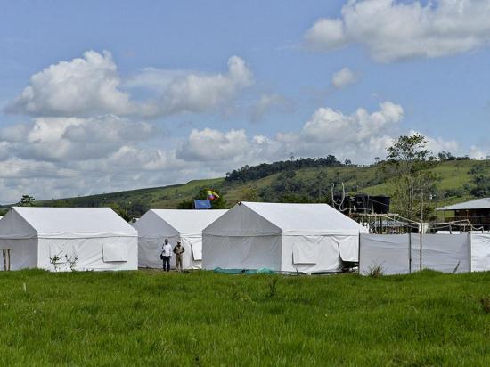 Hollande visitará zonas de las FARC