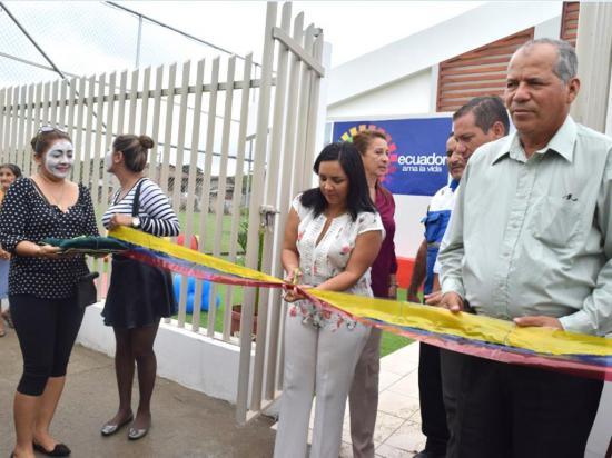 Inauguran CIBV en San Felipe con capacidad para atender 40 niños
