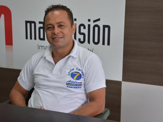 Javiel Carranza: Reformar la Ley de Tránsito