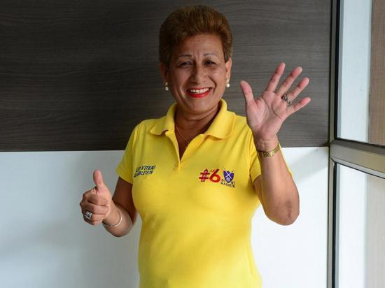 Margarita Soledispa: Trabajar por los vulnerables