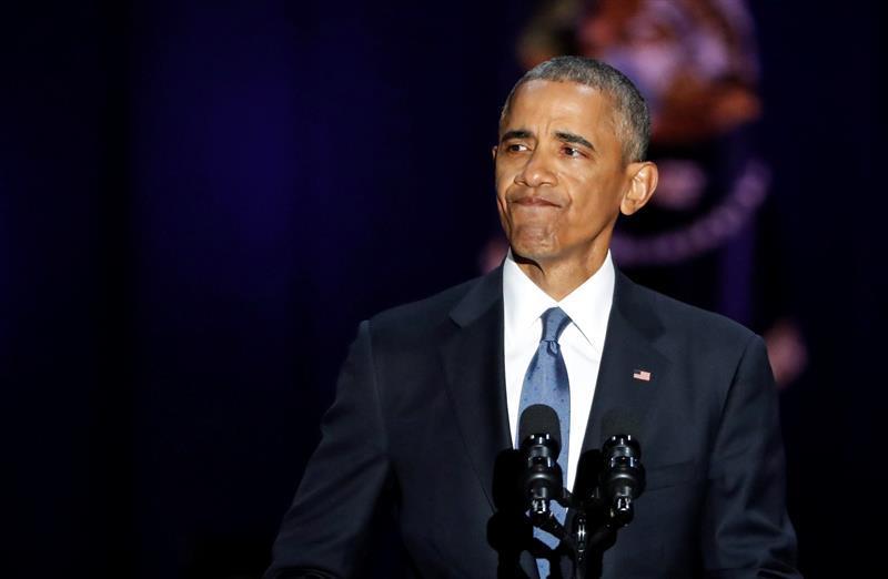 Obama y su emotivo adiós tras ocho años en la presidencia de EE.UU.