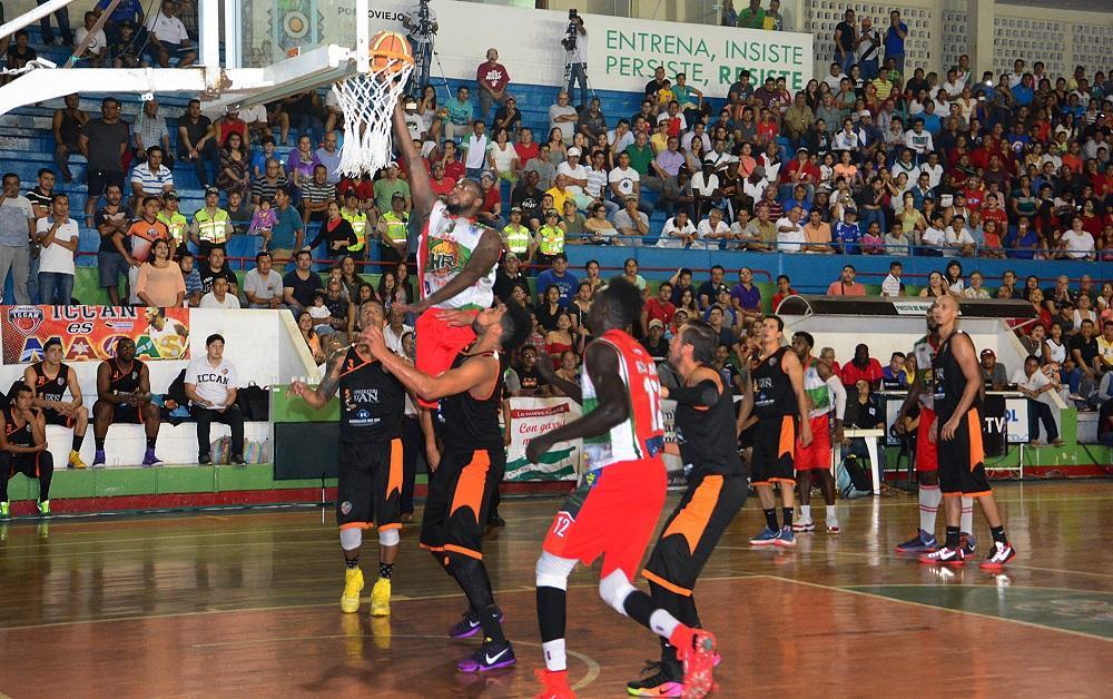 HR Portoviejo, a un triunfo del título nacional de baloncesto