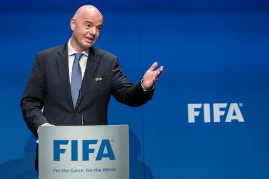 Aumento de selecciones en el Mundial se debe a 'razones deportivas y no económicas'