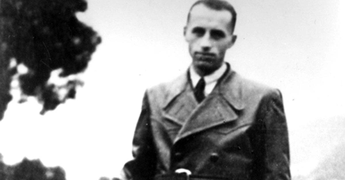 El nazi más buscado del mundo falleció en Siria en 2001, según revista francesa