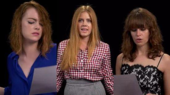 Estrellas de Hollywood cantan 'I will Survive' contra Donald Trump