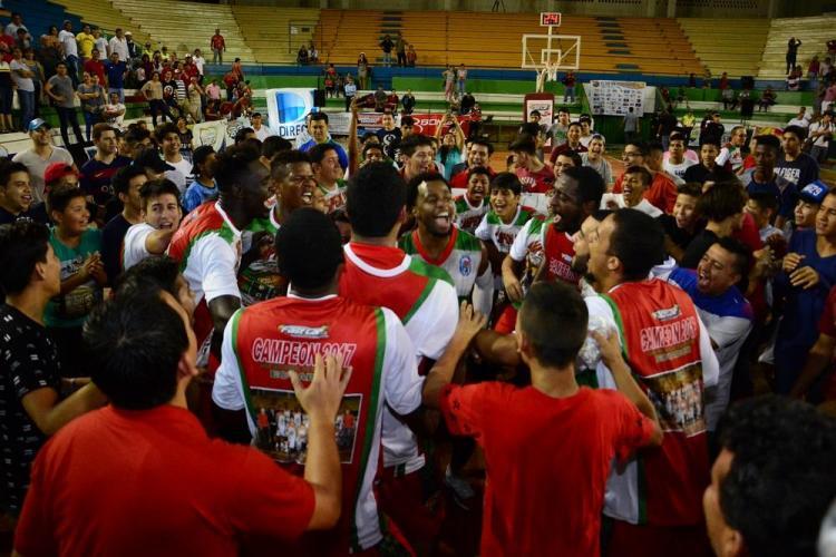 HR Portoviejo, campeón de la Liga Nacional de Baloncesto
