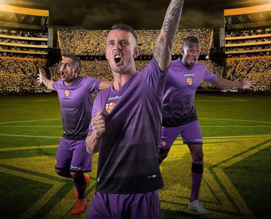 Barcelona SC presenta la camiseta con la que disputará la Florida Cup 2017