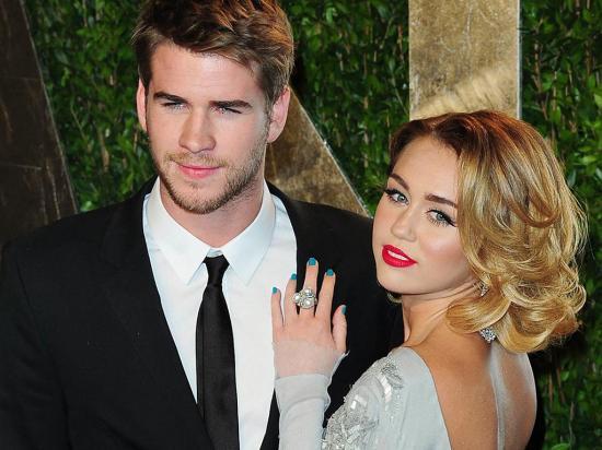 ¿Miley Cyrus se casó en secreto?