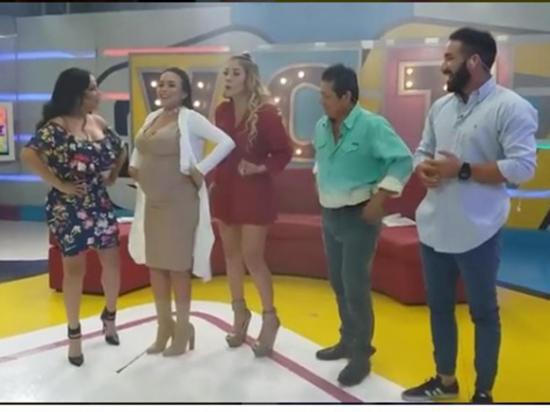 Adriana  Sánchez regresó