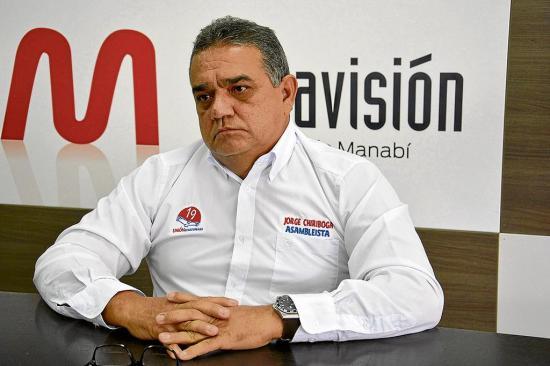 Jorge Chiriboga: Apoyo para el sector pesquero