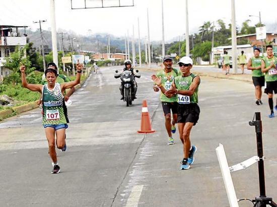 Corren 150 Kilómetros