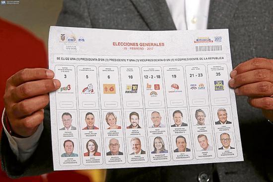 Los presidenciables exponen su propuesta para Manabí, hoy