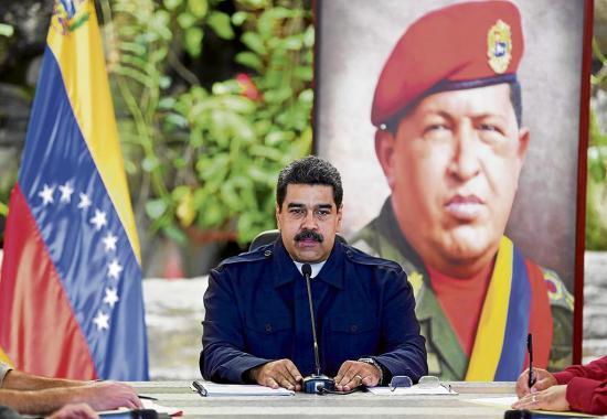 Maduro dará su mensaje ante el tribunal supremo
