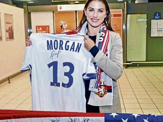 Morgan es un fichaje viral