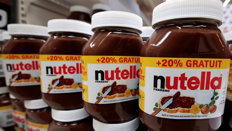 Supermercados dejan de vender Nutella por posible riesgo de cáncer