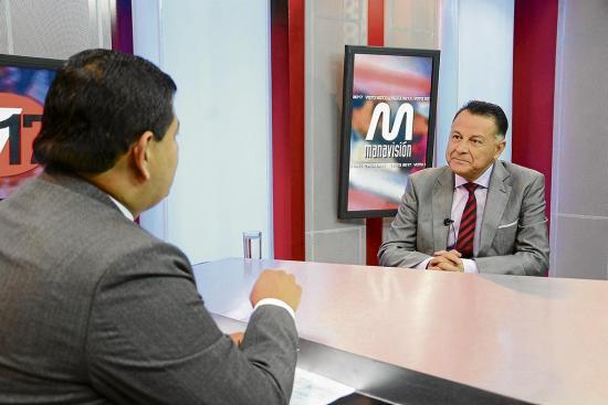 """""""Son necesarios los acuerdos"""", asegura Patricio Zuquilanda"""
