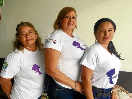 Movimiento de Mujeres Portoviejo realizará una caminata pacífica