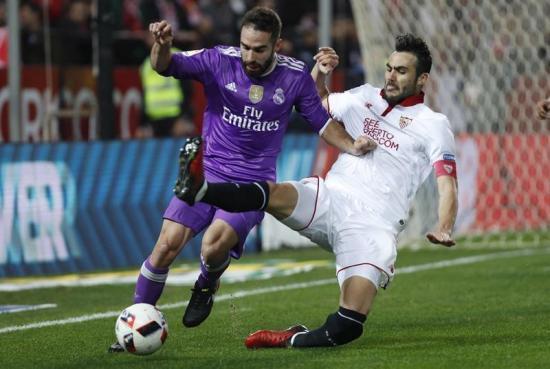 El Madrid logró el pase a cuartos y el récord de partidos invicto